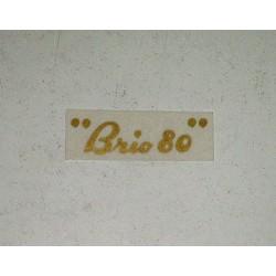 ANAGRAMA BRIO 80